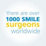 1000 SMILE Surgeons